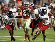Pryor, Florida State win Orange Bowl (AP Photo/Alan Diaz)