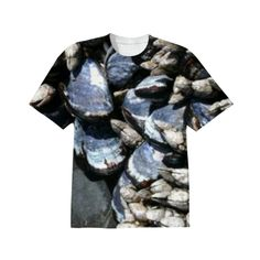Mussel Tee from Print All Over Me
