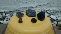 Picture of How to Polish Rocks (Quickly and Easily! Stone Crafts, Rock Crafts, Rock Tumbler Diy, How To Polish Rocks, Rock Tumbling, Pet Rocks, Homemade Crafts, Stone Carving, Diy Craft Projects