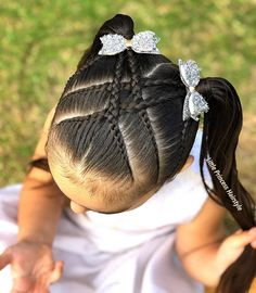 Black Baby Hairstyles, Pretty Hairstyles, Braided Hairstyles, Best Braid Styles, Competition Hair, Girl Hair Dos, Honey Hair, Toddler Hair, Natural Hair Styles