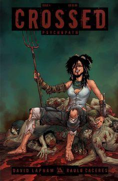 Crossed: Psychopath (Volume) - Comic Vine