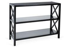 Kelsey Bookshelf, Black