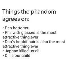 These are just basic Phandom things