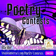 Enter September 2016 Creative Writing Poetry Contest - The post Enter September 2016 Creative Writing Poetry Contest appeared first on Visions In Verse. #Poem #Poetry