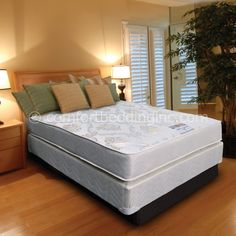 Ultrapedic Tight Top Firm Double Sided Twin Mattress