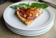 Simply Scratch » Elegant Tomato Tart