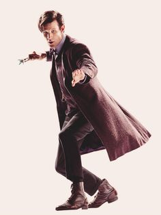 Matt Smith est un des meilleur acteur ayant  jouer le Docteur ces dernières années avec Peter Capaldi et David Tennant. En tout cas, c'est mon préféré...