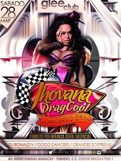 Concurso Drag Glee Giovanna Drag Show