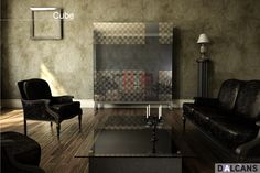 Cube, by Dalcans Design