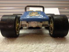 """Vintage 4""""  WHEELIE TONKA Toy 1970s SUN BUGGY Nice Paint"""