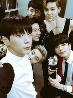 #Jongup #Zelo #Daehyun #Himchan #BangYongGuk #Youngjae B.A.P