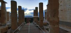 A virtual tour to Acropolis Acropolis, Virtual Tour, Brooklyn Bridge, Futuristic, Summertime, Greece, Have Fun, Tours, History