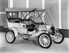 1908 Buick model 5