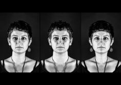 Turkish photographer Eray Eren takes faces and presents them as triptychs—each panel representing a standard, forward-facing portrait (left photo) along with two additional images that split the original face down the middle and form a mirrored version of the left half of the subject's actual face (middle photo) and another one of the right side (right photo). The project, titled Asymmetry, explores the asymmetry in faces and just how different one would look, were they to have symmetrical…