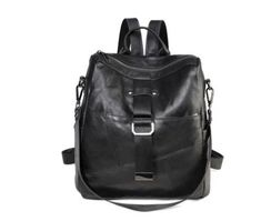 BOLOGNA VALÓDI BŐR FEKETE NŐI TÁSKA Backpacks, Fashion, Moda, Fashion Styles, Fasion, Backpack