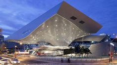 Busan Cinema Center, South Korea // Architect: Coop Himmelblau,  2011