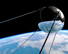 Sputnik 1 was the first artificial Earth satellite - 1957.