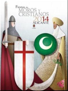 Moros y Cristianos 2014, Alicante Del 12 de Marzo al 28 de Agosto 2014