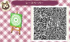 my name is claudia and you can find qr codes for animal crossing here! I also post non qr code related stuff so if you're only here for the qr codes please just blacklist my personal tag. Animal Crossing 3ds, Acnl Pfade, Color Cian, Acnl Paths, Motif Acnl, Ac New Leaf, Theme Nature, Brick Path, Wood Path