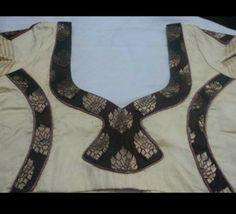 Blouse Neck Patterns, Saree Blouse Neck Designs, Simple Blouse Designs, Designer Blouse Patterns, Kurti Neck Designs, Salwar Designs, Chudidhar Neck Designs, Dress Neck Designs, Sleeve Designs