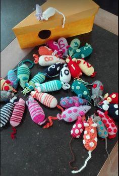 13 Beste Afbeeldingen Van Reken Muizen Amigurumi Patterns Crochet