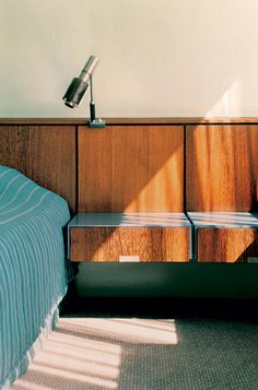 Room 606, Royal Hotel, SAS House - Arne Jacobsen. Photography Paul Warchol