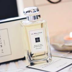 Jo Malone London - English Oak & Redcurrant www.at Perfume Scents, Perfume Bottles, Jo Malone, Cologne, My Style, English, London, Instagram, Fashion