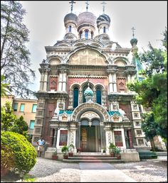 Russian church by Braioz