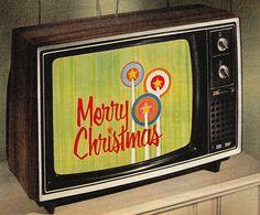 1970's Christmas Catalog TV