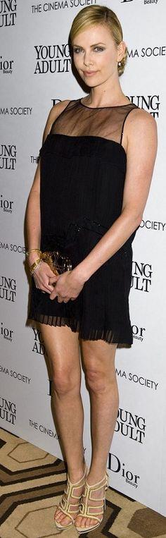 Charlize Therone #celebrity #style #celebritystyle