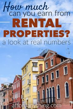 Want a realistic picture of what it's like to be a landlord? I open the doors in my monthly real estate investment income reports. You'll learn how I manage my properties and what I make, without any filters.