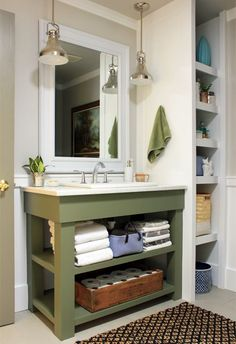 DIY Home Renovations: Bathroom