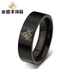 316L stainless steel,High Polished,High quality men diamond rings