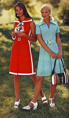 All sizes   Spiegel 73 ss blue red dresses   Flickr - Photo Sharing!
