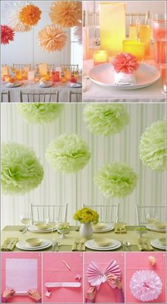 Learn more about 10 DIY Party Ideas and Decor