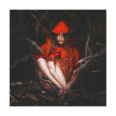 Fairy Tale Mood Posts tagged little red riding hood found on Polyvore