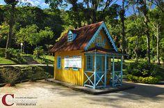 Casinha de Boneca Parque Cremerie - Petrópolis - RJ - Brasil