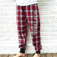 Softball, Soccer, Lacrosse, Volleyball & Basketball Apparel & Accessories for girls. Softball Quotes, Softball Gifts, Girls Softball, Lounge Pants, Lacrosse, Girls Accessories, Sport Girl, Color Combos, Flannel