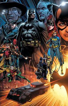 Batman Detective Comics, Arte Dc Comics, Dc Comics Superheroes, Dc Comics Characters, Batman Dc Comics, Batman Artwork, Batman Comic Art, Batman And Superman, Joker Comic Book
