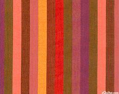 Kaffe Fassett Yarn-Dye - Broad Stripe - Cinnamon