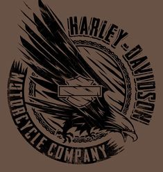 harley davidson logos | Harley-Davidson Illustrations | Abduzeedo Design Inspiration