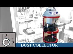 Building a small Shop Vac Cyclone Dust Collector - YouTube