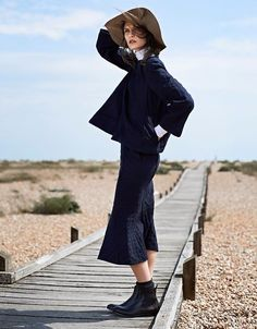visual optimism; fashion editorials, shows, campaigns & more!: charlotte wiggins by zoltan tombor for the sunday telegraph magazine 14th september 2014!