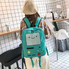 Kawaii Fashion, Cute Fashion, Look Fashion, Fashion Clothes, Mochila Kpop, Totoro Backpack, Kawaii Games, Accesorios Casual, Looks Vintage