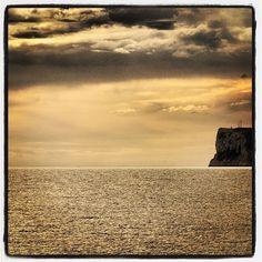 Amanecer en el Cabo de San Antonio #denia #mediterraneo