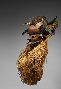 African Masks, African Art, African Style, Tribal Art, Museum, Statue, Congo, Faces, People
