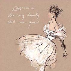 Elegance is