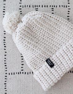 Crocheted beanie Crochet Beanie, Crochet Hats, Handmade, Fashion, Knitting Hats, Hand Made, Moda, Fashion Styles, Craft