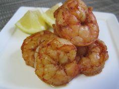 dukan diet recipe Spicy Shrimp