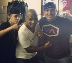 Justin Bieber Trained With Mike Tyson Days Before He Attacked Photographer (Video)
